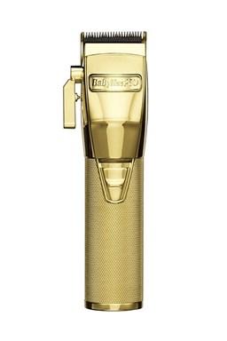 BABYLISS PRO FX8700 GE Profesionální stříhací strojek na vlasy aku-kabelový 45mm - zlatý