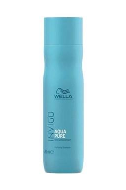 WELLA Invigo Balance Aqua Pure Shampoo 250ml - čistící šampon s extraktem z lotusu