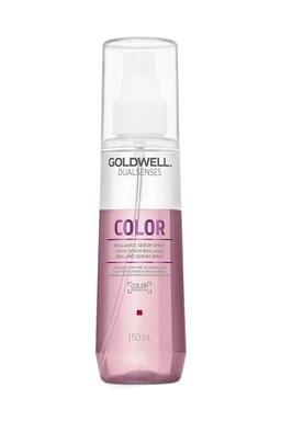 GOLDWELL Dualsenses Color Brilliance Serum Spray 150ml - sprej pro zvýraznění barvy vlasů