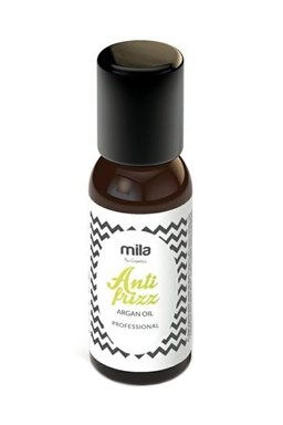 MILA Hair Cosmetics Argan Anti Frizz Mask Oil 30ml - arganový olej