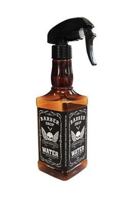 BARBER JACK Rozprašovač na vodu v originálnom dizajne whisky fľaše 500ml