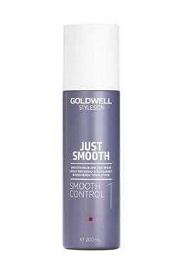 GOLDWELL StyleSign Just Smooth Control 200ml - uhladzujúci sprej na fénovaní