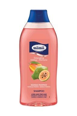 MIL MIL Mango Papaya Šampón pre dlhé a jemné vlasy 750ml