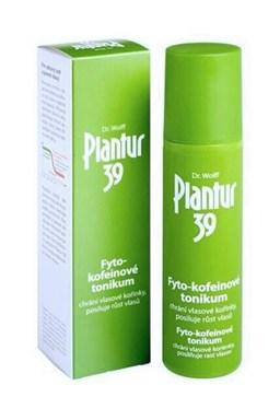 PLANTUR 39 Fyto-kofeinové tonikum proti vypadávání vlasů 200ml