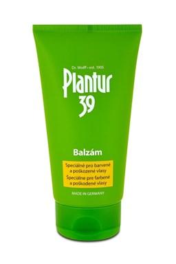 PLANTUR 39 Kofeinový balzám proti vypadávání vlasů na barvené a poškozené vlasy 250ml