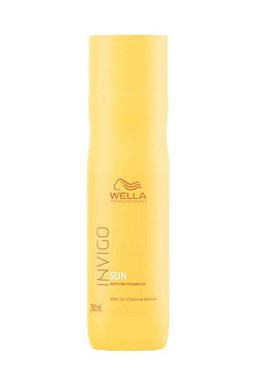 WELLA Invigo After Sun Shampoo 250ml - ochranný šampón k moru