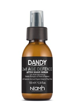 DANDY 2in1 Age Defence After Shave Serum 100ml - krémové sérum po holení