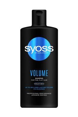 SYOSS Professional Volume  Shampoo 500ml - šampon pro větší objem vlasů