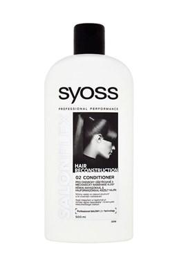 SYOSS Professional SalonPlex Condicioner 500ml - snižuje lámavost vlasů až o 94%