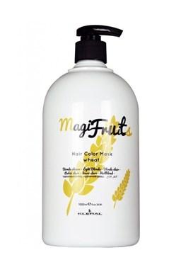 KLÉRAL MagiFruits Hair Color Mask Wheat - barvící vyživující maska na vlasy 1000ml