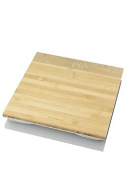 MEDISANA PS 440 Digitálna osobná váha do 180kg v dizajne z pravého bambusu