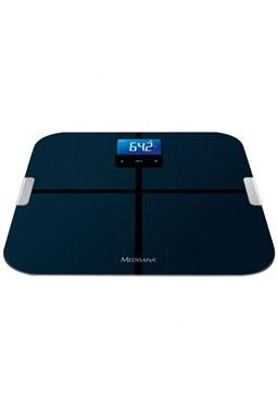 MEDISANA BS 440 CONNECT - Analytická digitálna váha do 180kg s Bluetooth - čierna