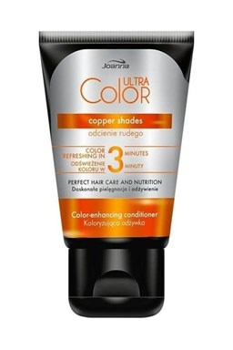 JOANNA Ultra Color Copper Shades Conditioner 100g - barvicí kondicionér