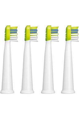 SENCOR SOX 014GR Náhradné hlavice pre detský elektrická zubná kefka SOC - zelené 2ks