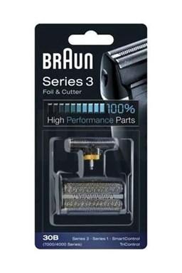 BRAUN Series 3-30B Foil and Cutter - náhradní planžeta a břit pro strojky Braun Series 3 a 1