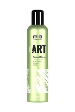 MILA Hair Cosmetics Sensual Mousse 300ml - výživná a stylingová pena s Argan