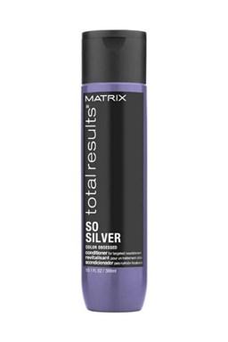 MATRIX Total Results SoSilver Conditioner 300ml - kondicionér pro blond a šedé vlasy