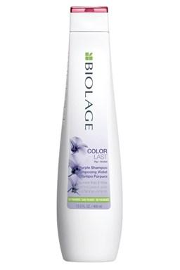 MATRIX Biolage ColorLast Purple Shampoo 250ml - šampon pro studené blond odstíny