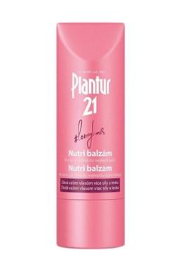 PLANTUR 21 Longhair Nutri-kofeinový balzám pro posílení růstu vlasů 175ml