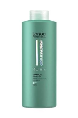 LONDA Professional P.U.R.E Shampoo 1000ml - šampon bez silikonů na suché vlasy