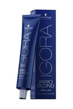 SCHWARZKOPF Igora Vario Blond Cool Lift 60ml - aditivum pro bílý a studený blond melír