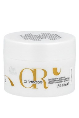 WELLA Professionals Oil Reflections Luminous Reboost Mask 150ml - kúra pro zářivé vlasy