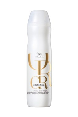 WELLA Professionals Oil Reflections Luminous Shampoo 250ml - šampon pro zářivé vlasy