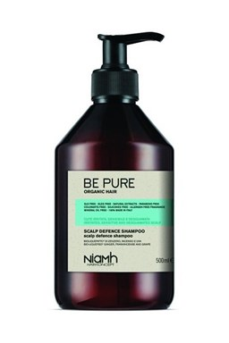 NIAMH Be Pure Scalp Defence Shampoo 500ml - šampon na citlivou pokožku hlavy