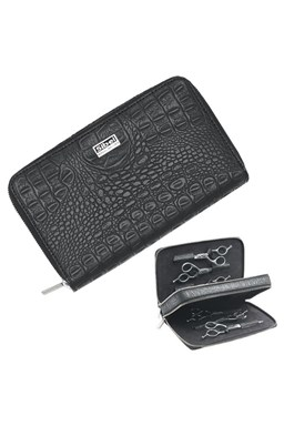 SIBEL 0151006 Pouzdro na kadeřnické nůžky a stylingové nástroje - černé