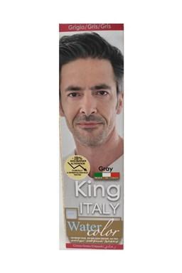 KLÉRAL King Italy Water Color GRAY - šedá barva na vlasy pro muže
