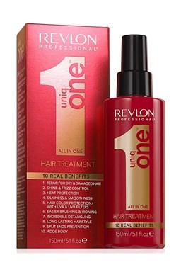 REVLON Uniq One Nettopy Hair Treatment 150ml - bezoplachová regeneračná vlasová kúra
