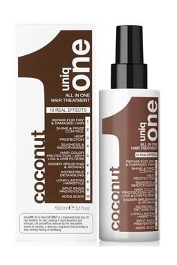 REVLON Uniq One Coconut Nettopy Hair Treatment 150ml - vlasová kúra s vôňou kokosu