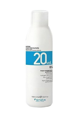 FANOLA PERFUMED Hydrogen Peroxide 6% (20vol) - parfumovaný oxidačný krém 1000ml