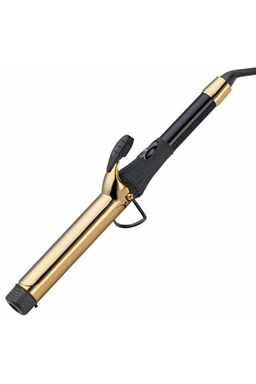 GAMMA PIÚ IRON CLIP XL 32mm Gamma+ Gold Edition - antistatická kulma se zlatým povrchem