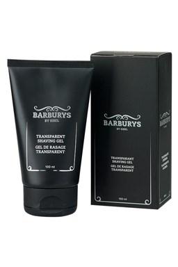 BARBURYS Transparent Shaving Gel 100ml - gel na holení pro precizní oholení