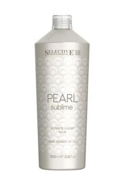 SELECTIVE Pearl Ultimate Luxury Balm 1000ml - péče pro světlé vlasy
