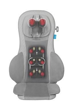 MEDISANA MCG 820 Comfort Shiatsu - masážna podložka s akupresúrne masážou - šedá