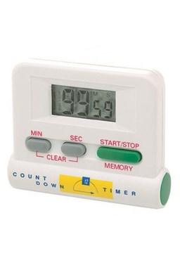 SIBEL Digital Digitálny časovač, minútka - biela