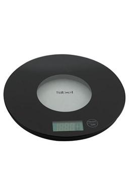 SIBEL Glascaly Viacúčelová sklenená váha - max. 5000g