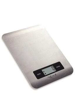 SIBEL Steel Style II Viacúčelová nerezová váha - max. 2000g
