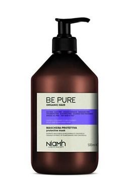 NIAMH Be Pure Protective Mask 500ml - maska na barvené a odbarvené vlasy