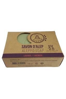 ALEPEO - Tradičné ručne vyrábané mydlo - Levanduľa - 100g