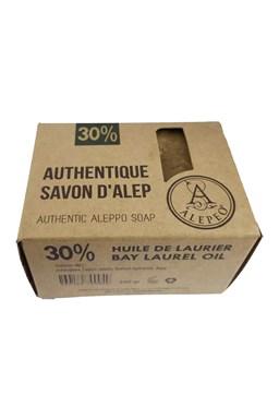 ALEPEO - Tradičné mydlo s vavrínovým olejom 30% - 190g