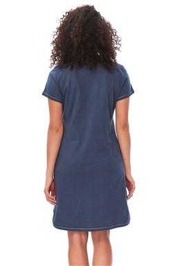 Noční košile Dn-nightwear TCB.9505 - Výprodej