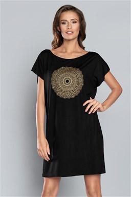 Noční košile Italian Fashion Mandala kr.r.