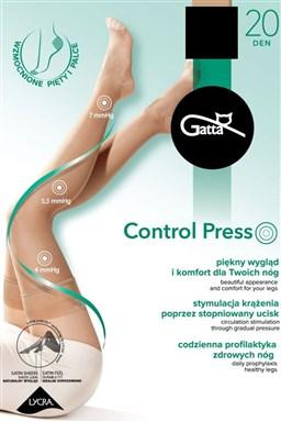 Gatta Control Press / Punčochy - Výprodej