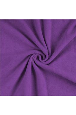 Kvalitex froté plachta tmavo fialovej