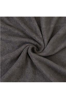 Kvalitex froté plachta tmavo šedé