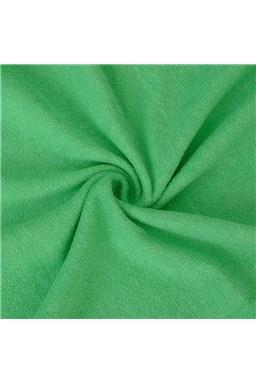 Kvalitex froté plachta zelená