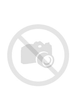 Kvalitex saténové obliečky LUXURY COLLECTION biele / tmavo modré